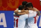 جام جهانی فوتسال| واکنش فیفا به نخستین پیروزی ایران + عکس