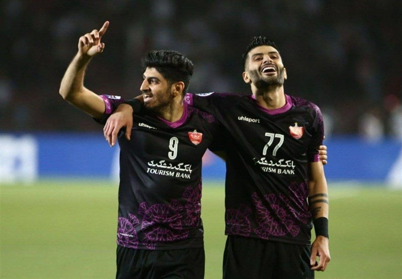 Torabi Strikes Late As Persepolis Advances to 2021 ACL Quarters