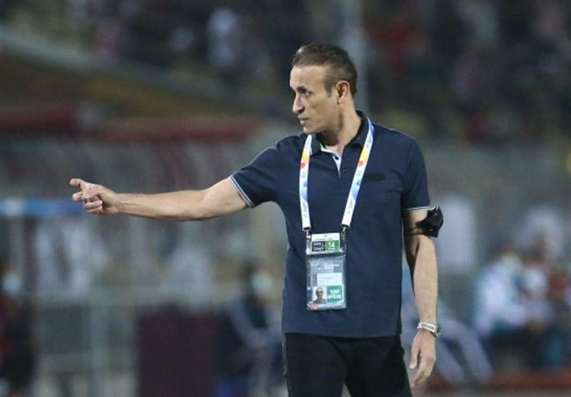 گلمحمدی: هر چقدر از سختی کارمان بگویم کسی باور نمیکند/ غیرت بازیکنان نبود به مشکل میخوردیم