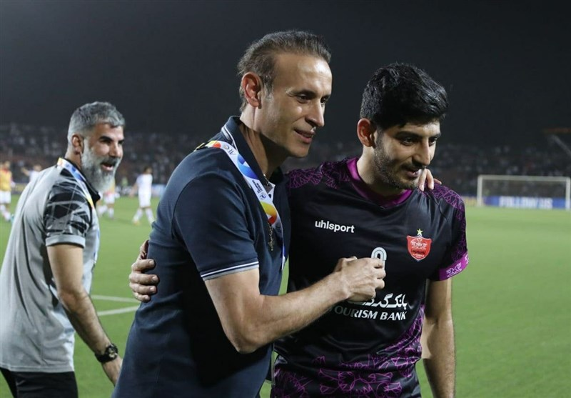 Persepolis' Golmohammadi Hails Players' Performance against Istiklol