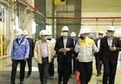 بازدید رئیس سازمان انرژی اتمی از نیروگاه اتمی بوشهر