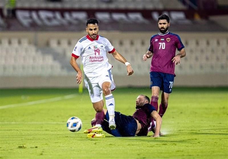 لیگ قهرمانان آسیا| الوحده برنده جدال تیمهای اماراتی/ آخرین تیم مرحله یک چهارم نهایی منطقه غرب مشخص شد