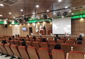 کنگره شهدای زنجان| آیین اختتامیه عصر شعر بسیج جامعه زنان برگزار شد + فیلم