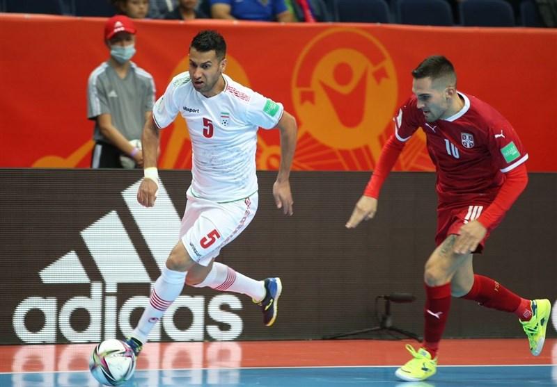 خوراکچی: نباید به تیم ملی فوتسال برای قهرمانی فشار آورد/ انگیزه صربستان بیشتر بود