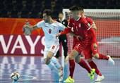 جام جهانی فوتسال| توضیحات پزشک تیم ملی درباره مصدومیت اولادقباد