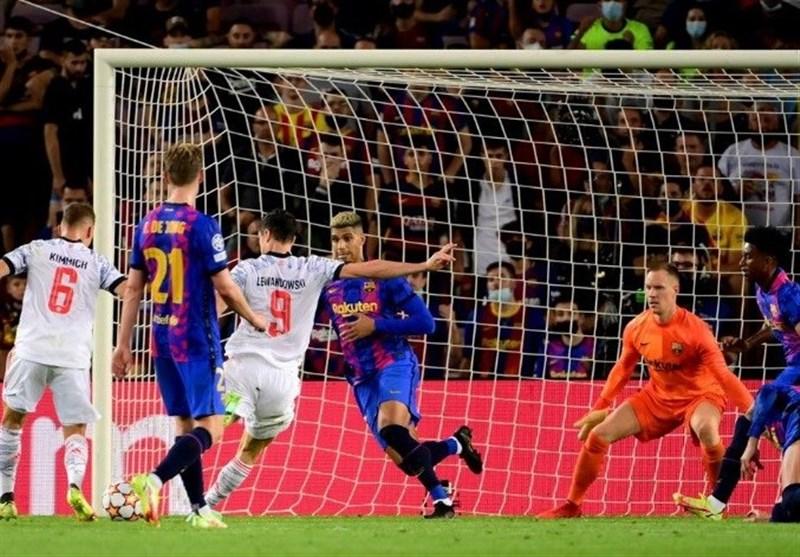 لیگ قهرمانان اروپا| بایرن مونیخ با پیروزی قاطع در نوکمپ، روی زخم بارسلونا نمک پاشید/ پیروزی آسان یوونتوس و شکست یاران آزمون در خانه چلسی