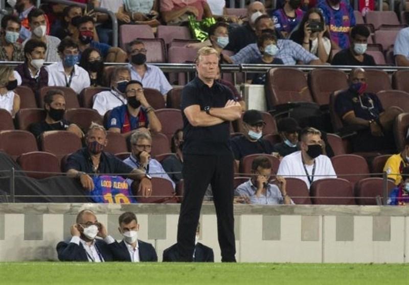 کومان: تفاوت بارسا و بایرن مونیخ در حد ۳ گل بود/ تیم ما پر از بازیکنان کم تجربه است