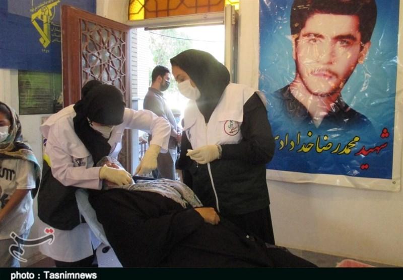 اعزام اکیپ دندانپزشکی بسیج به مناطق محروم خرمآباد به روایت تصویر