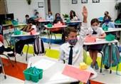 استفاده از ماسک در مدارس ایالت فلوریدا آمریکا ممنوع شد!