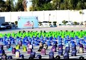 10000 هزار بسته لوازمالتحریر میان دانشآموزان نیازمند استان خوزستان توزیع میشود