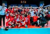 تیم ملی والیبال تونس، قهرمان آفریقا شد