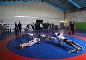 برگزاری مرحله دوم اردوی تیم ملی زورخانهای