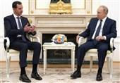 پیام معنی دار پوتین به اردوغان در دیدار اسد