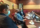 با حضور دبیرکل کمیته ملی المپیک؛ وبینار هماهنگی بازیهای داخل سالن و رزمی بانکوک 2022 برگزار شد