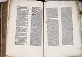 قدیمترینهای صنعت چاپ در کتابخانه مرکزی آستان قدس رضوی خودنمایی میکنند