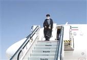 پایان سفر به تاجیکستان؛ آیتالله رئیسی وارد تهران شد