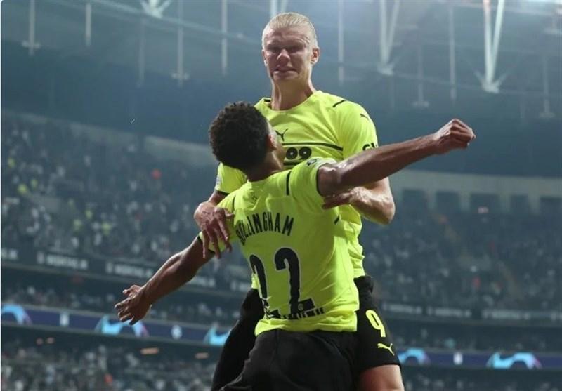 لیگ قهرمانان اروپا  دورتموند دست پر استانبول را ترک کرد/ تازهوارد مولداویایی، شاختار را غافلگیر کرد