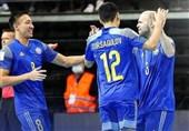 جام جهانی فوتسال  روسیه، قزاقستان و ونزوئلا صعود کردند/ دومین شکست میزبان رقم خورد + برنامه دیدارهای پنجشنبه