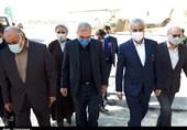 وزیر بهداشت برای بررسی وضعیت کرونا به کرمانشاه سفر کرد