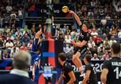 والیبال قهرمانی اروپا| ایتالیا و اسلوونی به نیمهنهایی رسیدند