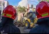 آتشنشانان ناجیان همیشگی؛ فداکارانی وصف نشدنی + تصاویر