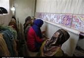 هنر فرشبافی در منطقه امیرآباد سرکویر به روایت تصاویر