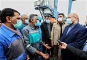 قالیباف: لایحه منطقه آزاد مازندران در انتظار طرح در صحن علنی مجلس است