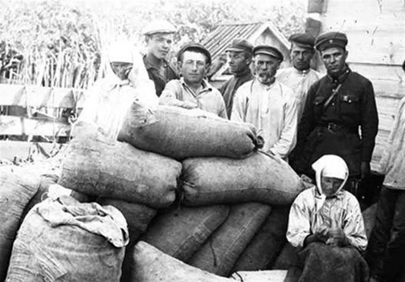 تصاویری هولناک از کشته شدن 5 میلیون انسان، امشب در تلویزیون/ فریب بزرگ استالین با ایجاد قحطی مصنوعی!
