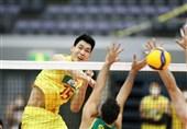 والیبال قهرمانی آسیا| چین به مدال برنز رسید/ کویت آخر شد