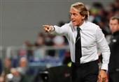 مانچینی: مربیگری در رده باشگاهی؟ روی تیم ملی ایتالیا متمرکز هستم