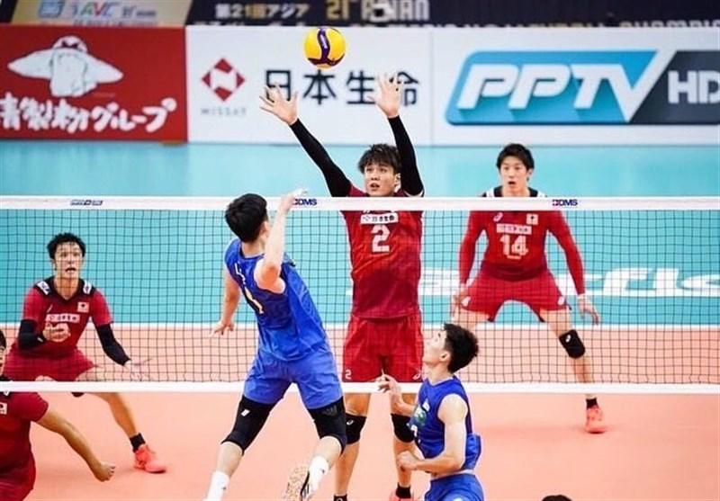 والیبال قهرمانی آسیا| میزبان مغلوب چین شد + نتایج