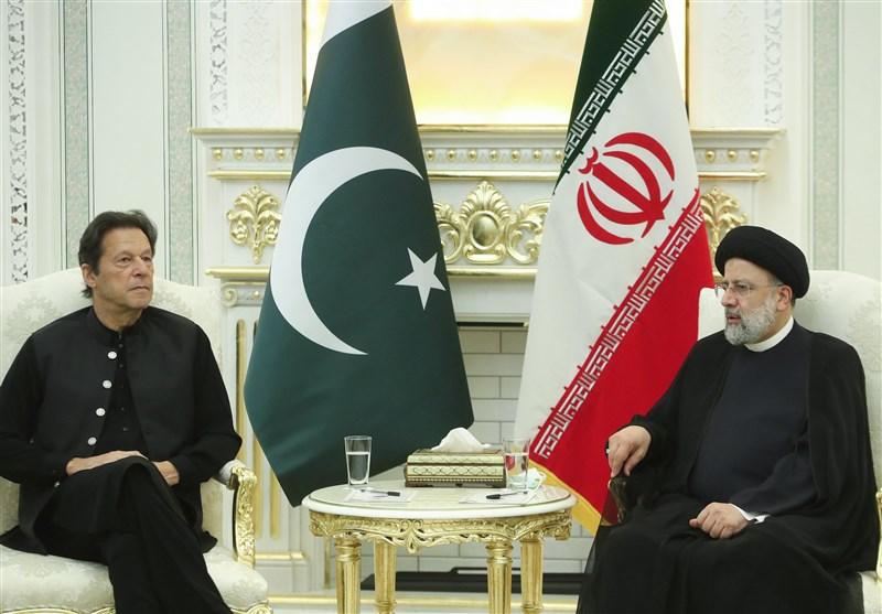 دیدار رئیسی و عمرانخان| ظرفیتهای ارزشمندی برای گسترش مناسبات بین تهران و اسلام آباد وجود دارد