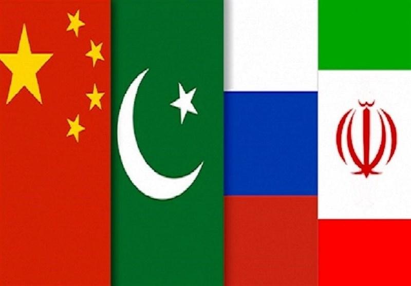 دیدار چهارجانبه وزرای امور خارجه ایران، روسیه، چین و پاکستان درباره تحولات افغانستان