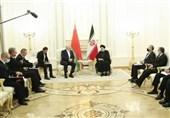رئیسی در دیدار رئیسجمهور بلاروس: اولویت دولت من اقتصادی است و به دنبال توسعه مناسبات اقتصادی در منطقه هستم