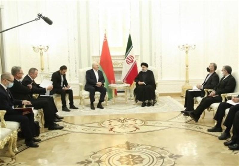 رئیسی در دیدار رئیسجمهور بلاروس: اولویت دولت من اقتصادی است و بهدنبال توسعه مناسبات اقتصادی در منطقه هستم