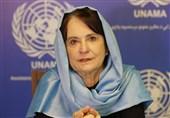 دیدار نماینده سازمان ملل با سرپرست وزارت کشور افغانستان