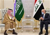 رایزنی وزیر خارجه عراق با همتای سعودی در ریاض