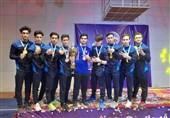 عربی: انگیزه بالایی برای کسب اولین طلای بازیهای آسیایی داریم/ برای قهرمانی در لیگ برتر ووشو جنگیدیم