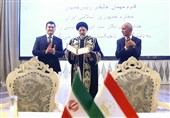 اعطای دکترای افتخاری دانشگاه ملی تاجیکستان به آیتالله رئیسی