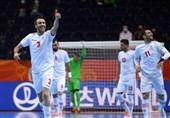 جام جهانی فوتسال| اشاره فیفا به آغاز کابوسوار ایران مقابل آمریکا و کارتهای پُرتعداد شاگردان ناظمالشریعه