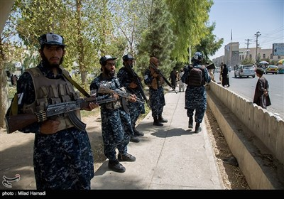 برقراری امنیت برای برگزاری نماز جمعه در قندهار