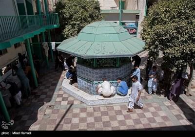 مسجد جامع فاطميه بزرگترين مسجد ولايت قندهار