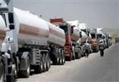 دومین کاروان تانکر سوخت ارسالی ایران در راه سوریه به لبنان