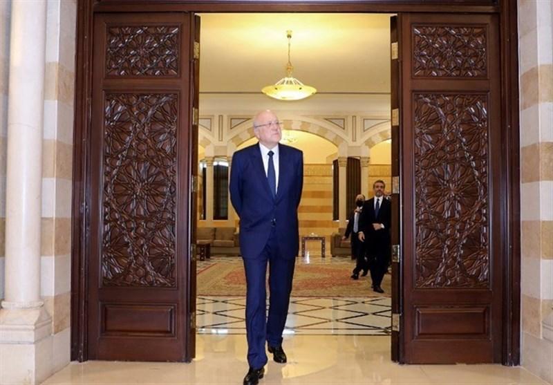 نجیب میقاتی: هیچ یک از کشورهای عربی از زمان تشکیل دولت با ما تماس نگرفتهاند
