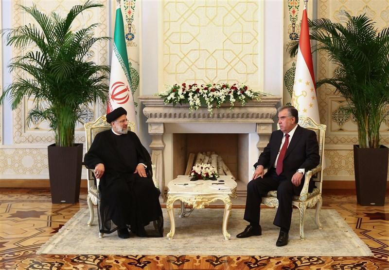 Iran, Tajikistan Eye New Era of Cooperation
