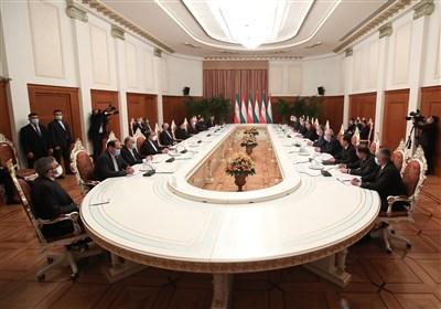 تجارت ۵۰۰ میلیون دلاری بین ایران و تاجیکستان هدفگذاری شد