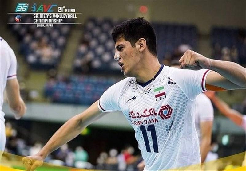 İran Voleybol Milli Takımı Asya Şampiyonası'nda Finale Yükseldi