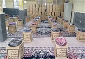 رزمایش مهر تحصیلی با توزیع 600 بسته دانشآموزی در استان ایلام آغاز شد