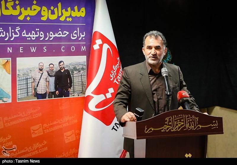 نصراللهی در مراسم تقدیر از خبرنگاران تسنیم: رسانههای تراز انقلاب باید خودشان را ارتقا بدهند
