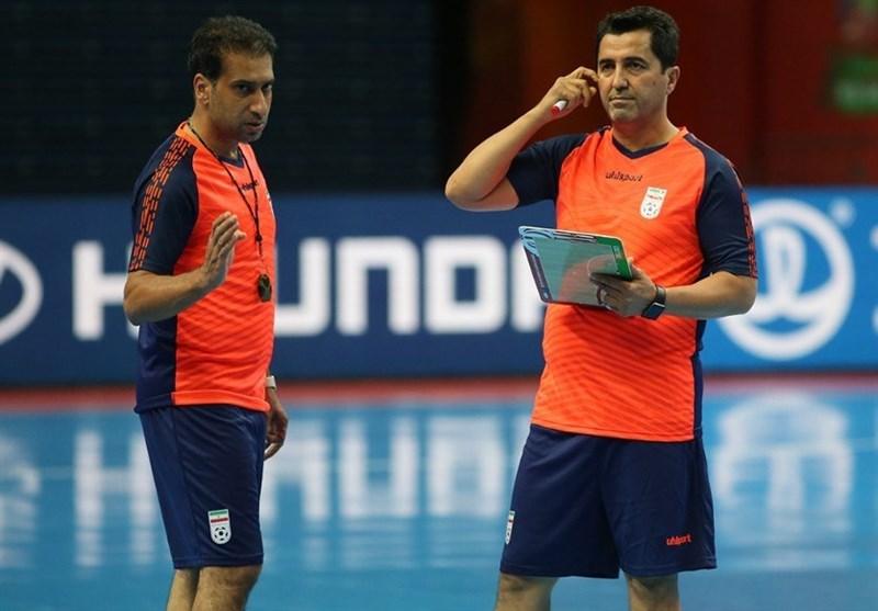 هاشمزاده: صعود به نیمهنهایی جام جهانی هم افتخاری بزرگ است/ مقابل آرژانتین بهتر بازی میکنیم